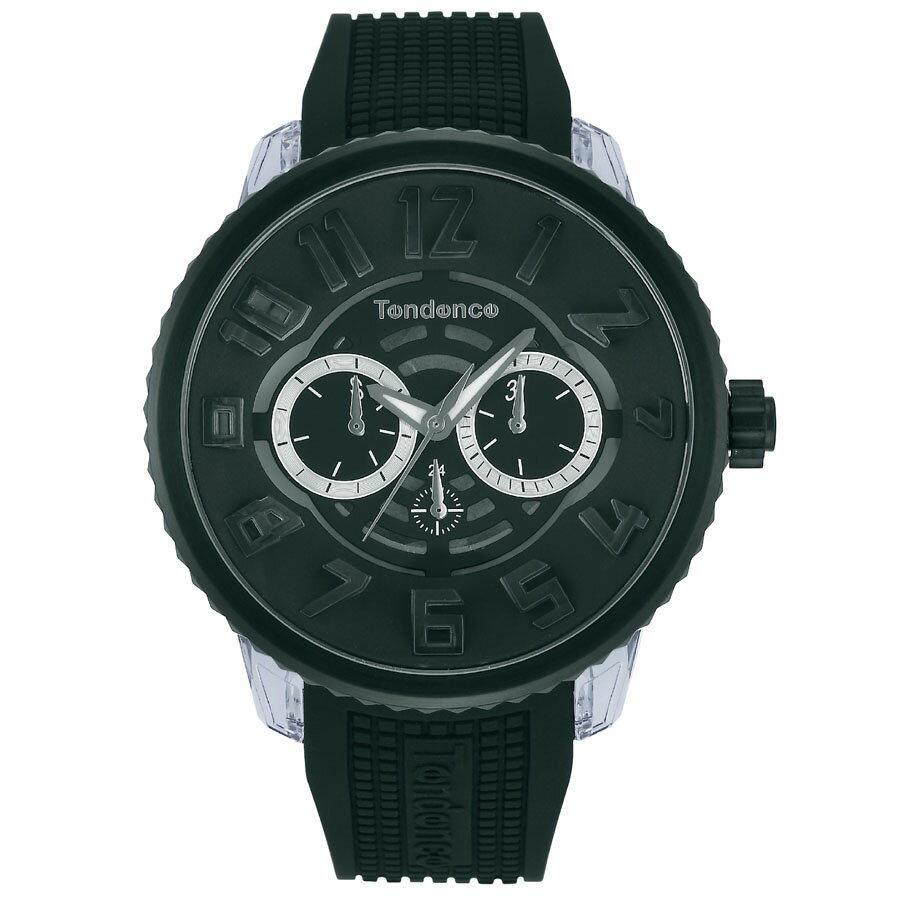 腕時計, 男女兼用腕時計 TENDENCE FLASH WATCHES BLACK( )2