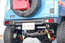 ジムニー リヤバンパーType2 ABS樹脂製 JB64 JB74 テー...