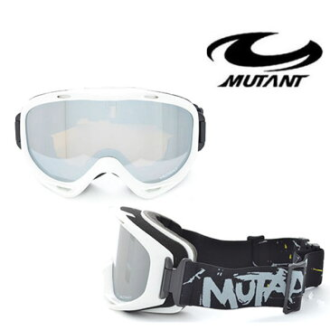 送料無料 スノーゴーグル MUTANT ミュータント M1701 ジャパンフィット キッズ ジュニア レディース メンズ スノボ スノー ゴーグル 子供 メガネ対応 眼鏡 40%off