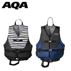 アクア AQA ライフジャケット メンズ レディース 大人用 フローティングベスト 救命胴衣 ベスト アウトドア キャンプ マリンスポーツ シュノーケル フィッシング 釣り 海水浴 海 川 得割20 KA-9020A