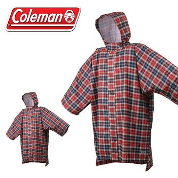 コールマン Coleman フィールドレインコート キッズ ジュニア アウトドア キャンプ 登山 雨具 カッパ レインコート 通学 子供 自転車 リフレクター付