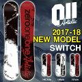 予約販売10月頃発送予定送料無料スノーボード板011アーティステック011artisticSWITCHスイッチゼロワンワン2017-2018冬新作スノーボードキャンバー148.515015117-18早割10