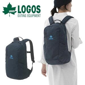 送料無料 ロゴス LOGOS バックパック メンズ レディース サーマウント17 MBP ネイビー 17L 超軽量 リュックサック リュック デイパック バッグ アウトドア レジャー ウォーキング ハイキング ト