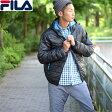 送料無料 FILA フィラ メンズ 軽量 ダウンジャケット ライト ダウン アウター 定番 ブランド 軽量 カジュアル 人気 再再販