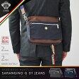【5月1日9:59までポイント付】orobianco オロビアンコ ショルダーバッグ クラッチバッグ 2way 横型 スリム バッグ ビジネス カジュアル 鞄 旅行かばん SARANGINO-G 01 JEANS(orobianco-90637)