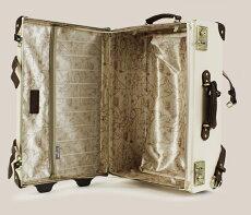 キャリーバッグCARRYBAGトランクキャリーケーストランクケースアンティーク風キャリーケースかわいいスーツケース旅行用かばん本革[送料無料]旅行かばん(5〜1週間)TRUNKCARRYCASESUITCASE「Mサイズ」7008-60旅行鞄【RCP】【10P19Mar14】