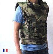 フランス カモフラージュ ボディアーマー アウトドア フィッシング サバイバル 防弾チョッキ ミリタリー ストック