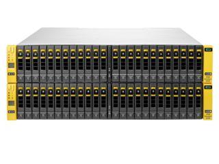 【新品/取寄品/代引不可】HPE 3PAR StoreServ 8400 4コントローラーノード+SW H6Z02B