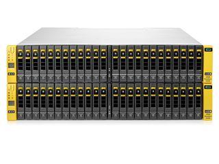 【新品/取寄品/代引不可】HPE 3PAR StoreServ 8440 4コントローラーノード+SW H6Z13B