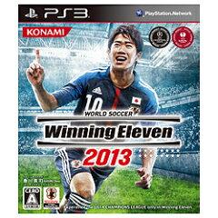 PS3  ワールドサッカー ウイニングイレブン 2013発売前予約受付中 2012年10月4日発売予定 [VT0...