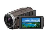 【新品/在庫あり】デジタルHDビデオカメラレコーダー Handycam HDR-CX680-TI ブロンズブラウン