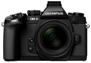 OLYMPUS OM-D E-M1 12-50mm EZ レンズキット【新品】【在庫品】[送料無料 (一部特殊地域を除く)]