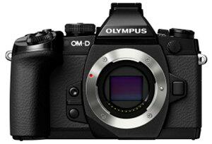 OLYMPUS OM-D E-M1 ボディ【新品】【在庫品】[送料無料 (一部特殊地域を除く)]