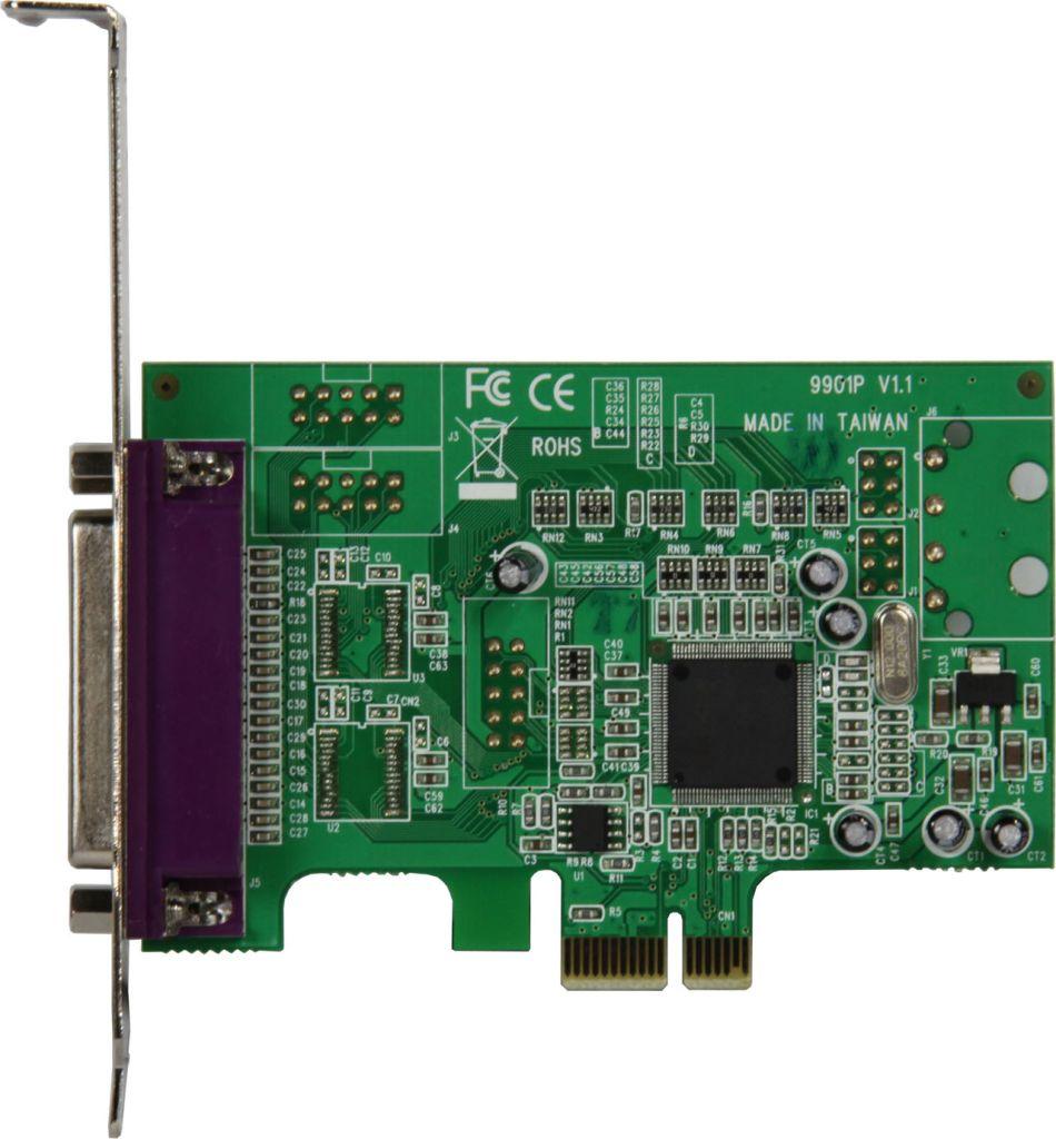 パソコン・周辺機器, その他 PCI-Express x1MOSCHIP SemiconductorMCS9901 1P-LPPCIE2