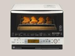 日立 過熱水蒸気(ボイラー式)オーブンレンジ ビッグオーブン ヘルシーシェフ MRO-LS8-W パー...