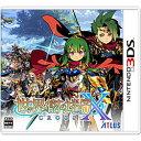 [08月02日発売予約]「3DSソフト] 世界樹の迷宮X(クロス) [CTR-P-BZMJ] *先着購入特典付