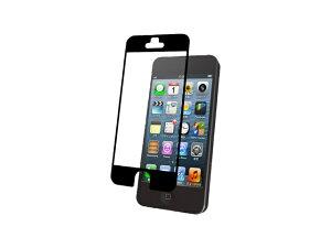iPhone 5専用 液晶保護フィルム イージーフィット/光沢 ブラック BSEFGIP12シリーズ BSEFGIP12B...
