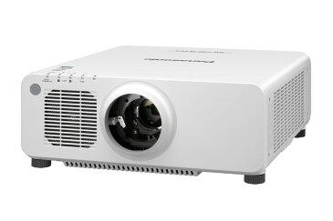 【新品/取寄品/代引不可】1チップDLP方式プロジェクター レンズなし(レーザー光源 WXGA 7000lm) PT-RW730JLW
