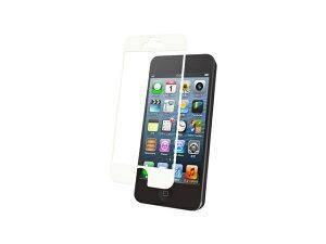 iPhone 5専用 液晶保護フィルム イージーフィット/光沢 ホワイト BSEFGIP12シリーズ BSEFGIP12W...