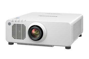 【新品/取寄品/代引不可】1チップDLP方式プロジェクター (レーザー光源 WXGA 6000lm) PT-RW620JW
