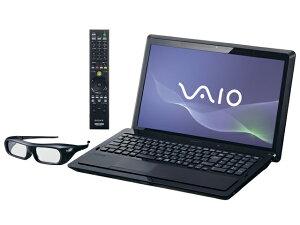 VAIO Fシリーズ VPCF229FJ/BI プレミアムブラック【新品】【在庫品】[送料無料 (一部地域を除く)]