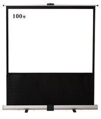 携帯ロール型100インチスクリーン KG-S2100
