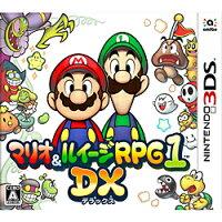 [10月05日発売予約][3DSソフト]マリオ&ルイージRPG1DX[CTR-P-BRMJ]