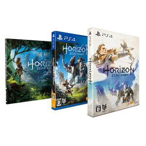 【新品/予約受付】[PS4ソフト] Horizon Zero Dawn 初回限定版 2017年…