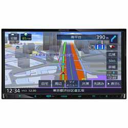【新品/取寄品】ワンセグTVチューナー内蔵 AVナビゲーションシステム 彩速ナビ TYPE-L MDV-L404: Outlet Plaza