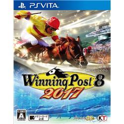 【新品/予約受付】[PSVitaソフト] Winning Post 8 2017 2017年3…