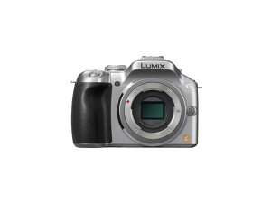 LUMIX DMC-G5-S ボディ ソリッドシルバー【新品】【在庫品】[送料無料 (一部特殊地域を除く)]