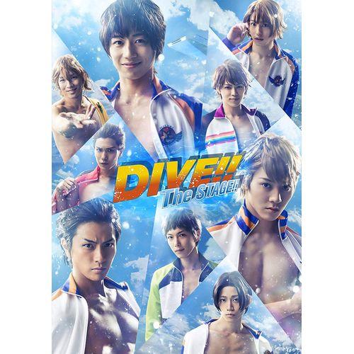 【新品/取寄品】「DIVE!!」The STAGE!! DVD画像