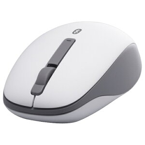 Bluetooth 3.0対応 BlueLEDマウス NFC tag搭載モデル ホワイト BSMBB10Nシリーズ BSMBB10NWH ホ...