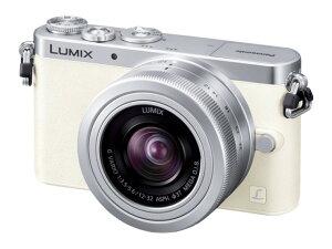 LUMIX DMC-GM1K-W レンズキット ホワイト【新品】【在庫品】[送料無料 (一部特殊地域を除く)]