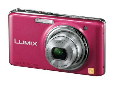 LUMIX DMC-FX77-P グラマラスピンク【新品】【在庫品】[送料525円]