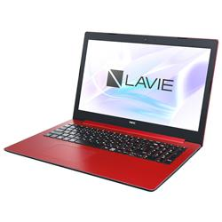 【新品/取寄品】LAVIE Note Standard NS700/MAR PC-NS700MAR カームレッド