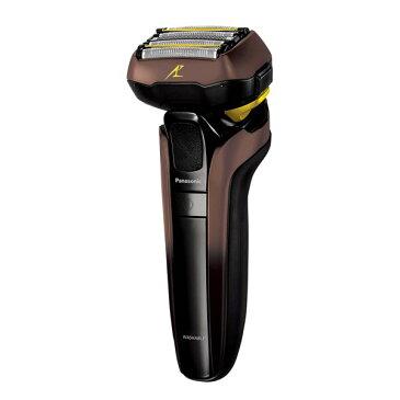【新品/在庫あり】パナソニック ラムダッシュ メンズシェーバー 5枚刃 ES-CLV7E-T ブラウン Panasonic