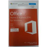 【新品/在庫あり】OfficeHome&Business2016POSA/ダウンロード版T5D-02853