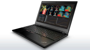 【新品/取寄品】ThinkPad P50/E3-1535M v5/16GBMem/512GB/Win7Pro 20EQ0034JP
