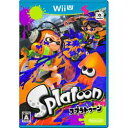 【新品/在庫あり】[Wii Uソフト] Splatoon(スプラトゥーン) [ WUP-P-AGMJ]