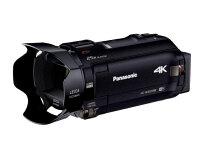 デジタル4KビデオカメラHC-WX970M-Kブラック【新品】【在庫品】[送料無料(一部特殊地域を除く)]