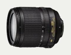 Nikon AF-S DX NIKKOR 18-105mm F3.5-5.6G ED VR 送料無料 (一部地域を除く)【新品】【在庫品】