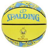 【新品/在庫あり】バスケットボール TWEETY(トゥィーティ) 6号球 83-666J