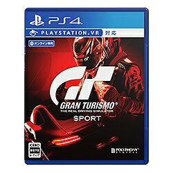 【新品/予約受付】[PS4ソフト] グランツーリスモSPORT 通常版2016年11月15日発…