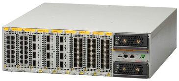 【新品/取寄品/代引不可】AT-SBx908 GEN2-Z7-i [拡張スロットx8、インテグレーションテストチケット(シャーシ)付(デリバリースタンダード保守7年付)] 3615RIE