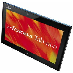 ARROWS Tab Wi-Fi QH55/J FARQ55J グレースブラック【新品】【在庫品】[送料無料 (一部特殊地域...