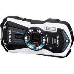 防水デジタルカメラWG-2GPS (グロスホワイト) OPTIOWG-2GPSWH【新品】【取寄品】[送料無料 (一...