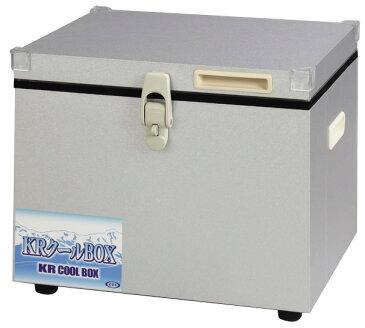 【新品/取寄品/代引不可】関東冷熱工業 小型保冷庫 KRクールBOX-S KRCL-40L 標準タイプ 40Lクーラーボックス