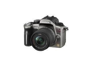 LUMIX DMC-GH2K-S レンズキット シルバー【新品】【在庫品】[送料無料 (一部特殊地域を除く)]