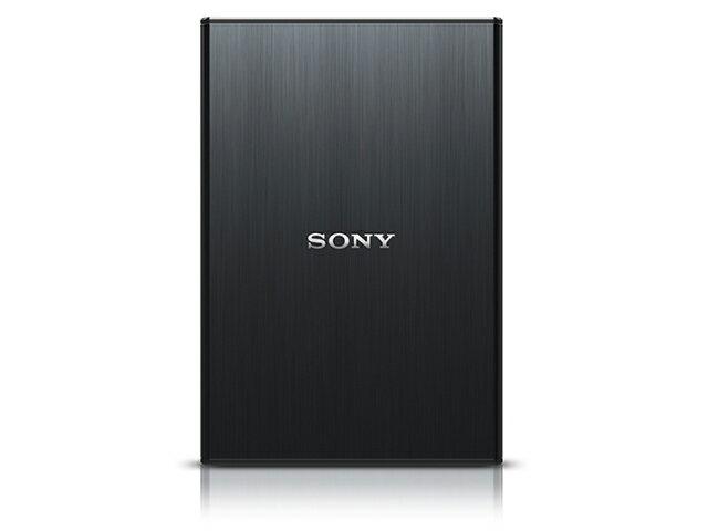 【新品/取寄品】外付けハードディスク HD-S1A B ブラック